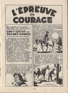 Extrait de Tex Bill -10- L'épreuve du courage