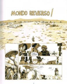 Extrait de Mondo reverso -1TL- Cornelia & Lindbergh