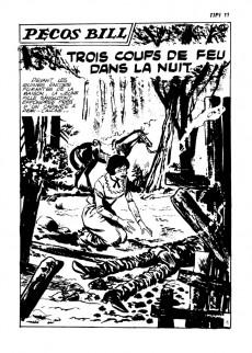 Extrait de Tipi -11- Pecos Bill - Trois coups de feu dans la nuit