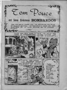 Extrait de Tom Pouce -5- Tom Pouce et les frères Bombardos