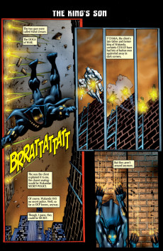 Extrait de Black Panther Vol.3 (Marvel - 1998) -4- The price