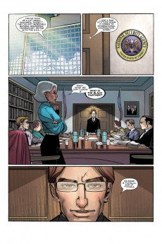 Extrait de Black Panther Vol.4 (Marvel - 2005) -2- Who is the Black Panther? Part two