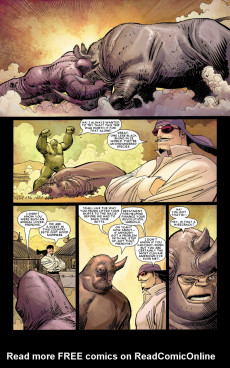 Extrait de Black Panther Vol.4 (Marvel - 2005) -3- Who is the Black Panther? Part three