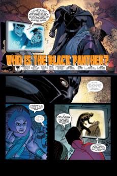 Extrait de Black Panther Vol.4 (Marvel - 2005) -6- Who is the Black Panther? Part six