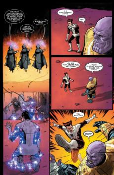 Extrait de Marvel Universe (Panini - 2017)  -3- Les Catacombes des dieux