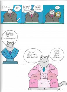 Extrait de Le chat -2a87a- Le Retour du Chat