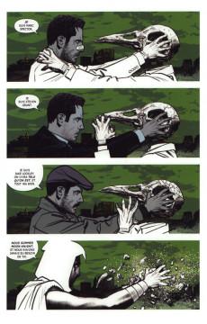 Extrait de Moon Knight (100% Marvel - 2017) -3- Naissance et mort