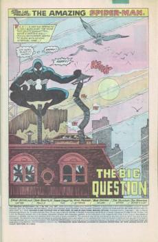 Extrait de The amazing Spider-Man Vol.1 (Marvel comics - 1963) -290- The Big Question
