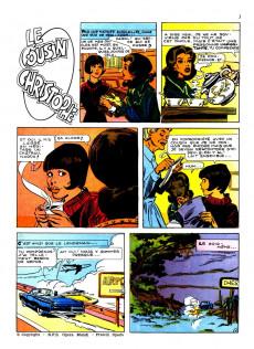 Extrait de Mandrake (1re Série - Remparts) (Mondes Mystérieux - 1) -392- Le cousin Christophe