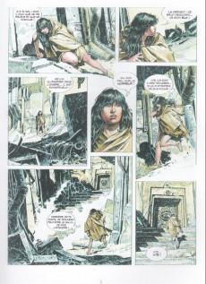 Extrait de Les grands Classiques de la Bande Dessinée érotique - La Collection -4741- Druuna - Tome 4 Carnivora