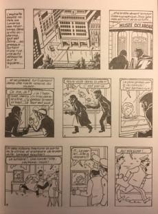Extrait de Tintin - Pastiches, parodies & pirates -PIR- Tintin et le lac aux requins