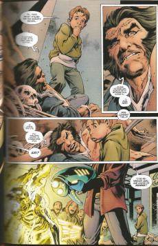 Extrait de Wolverine (Marvel Deluxe) - La Chasse est Ouverte