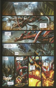 Extrait de Venom (Marvel Dark) -4- Une bande de sauvages