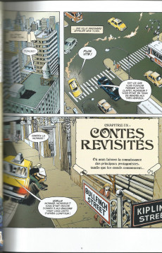 Extrait de Fables (Urban Comics) -INT01- Volume 1