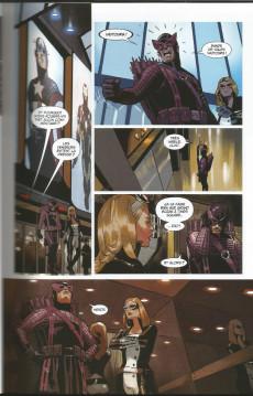 Extrait de Captain America (Marvel Deluxe - 2011) -8- Le Procès de Captain America