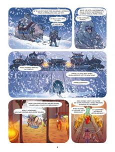 Extrait de Enola et les animaux extraordinaires -4- Le yéti qui avait perdu l'appétit