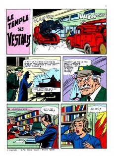 Extrait de Mandrake (1re Série - Remparts) (Mondes Mystérieux - 1) -356- Le temple des vestales