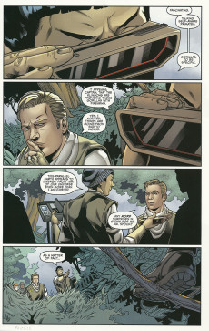 Extrait de Star Trek/Planet of the Apes: The Primate Directive -2Reg- Issue #2
