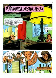 Extrait de Mandrake (1re Série - Remparts) (Mondes Mystérieux - 1) -369- Le banquier astucieux