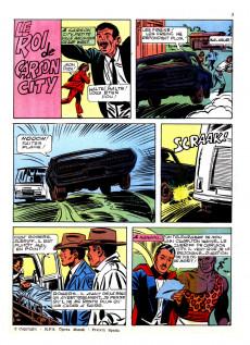 Extrait de Mandrake (1re Série - Remparts) (Mondes Mystérieux - 1) -374- Le roi de Carson City