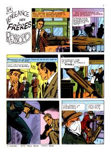 Extrait de Mandrake (1re Série - Remparts) (Mondes Mystérieux - 1) -376- La vengeance des frères Reynold