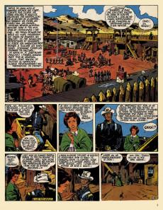 Extrait de Blueberry -4c1977- Le cavalier perdu