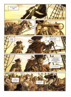 Extrait de Jim Hawkins -2- Sombres héros de la mer
