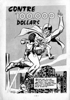 Extrait de Super Boy (2e série) -112- Contre 100.000 dollars