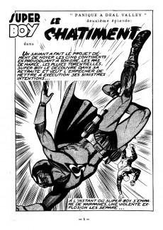 Extrait de Super Boy (2e série) -114- Le chatiment