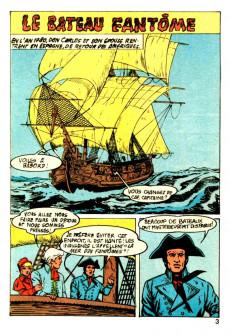 Extrait de Surnaturel poche -1- Le bateau fantôme