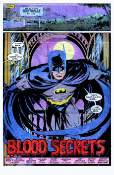 Extrait de Detective Comics (1937) -AN02- Blood secrets