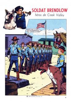 Extrait de Rin Tin Tin & Rusty (2e série) -116- Soldat Brendlow héros de Creek Valley
