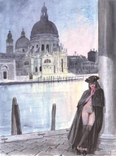 Extrait de (DOC) Venise sur les pas de Casanova - De la peinture du XVIIIe siècle à la bande dessinée