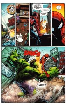 Extrait de Ultimate Spider-Man (Marvel Deluxe) -12- Ultimatum