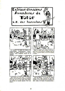 Extrait de Archives Hergé - Tome 1a83