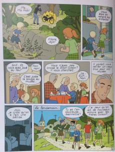 Extrait de Jeannette et Jojo -3- La cagnotte