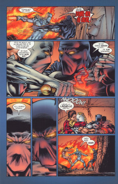 Extrait de Black Panther (Marvel select) -1- Ennemi d'état