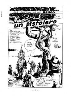 Extrait de Ringo (SFPI) -5- Un pistolero
