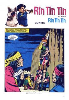 Extrait de Rin Tin Tin & Rusty (2e série) -95- Rintintin contre Rintintin