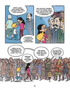 Extrait de Le fil de l'Histoire (raconté par Ariane & Nino) - Les Gaulois (Sacrés ancêtres!)
