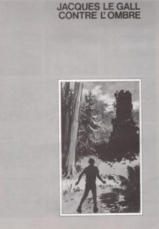 Extrait de Jacques Le Gall -HS1a85- Premières aventures