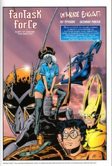 Extrait de Futura (2e Série - Organic Comix) -6- Le grand retour de ShielMaster