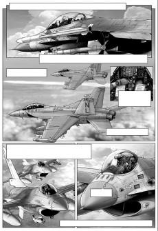 Extrait de 349 squadron - Tome TL1