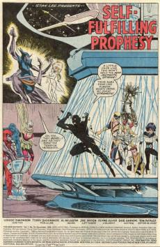 Extrait de New Mutants (The) (1983) -70- Self-Fulfilling Prophesy