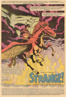 Extrait de New Mutants (The) (1983) -77- Strange!