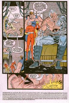 Extrait de New Mutants (The) (1983) -88- The Great Escape