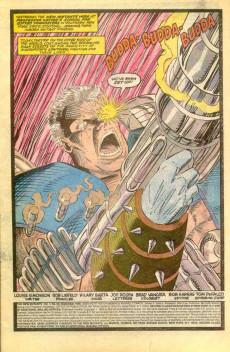 Extrait de New Mutants (The) (1983) -93- Madripoor