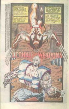Extrait de New Mutants (The) (1983) -94- Lethal Weapons