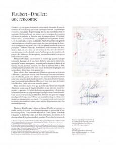 Extrait de Lone Sloane -TT- Flaubert Druillet - Une rencontre