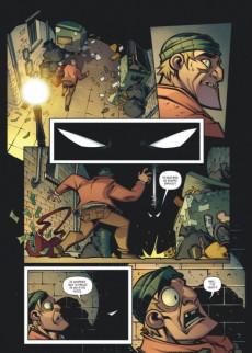 Extrait de Batman & les Tortues Ninja Aventures -1- Volume 1